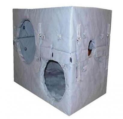 化工厂保温罩