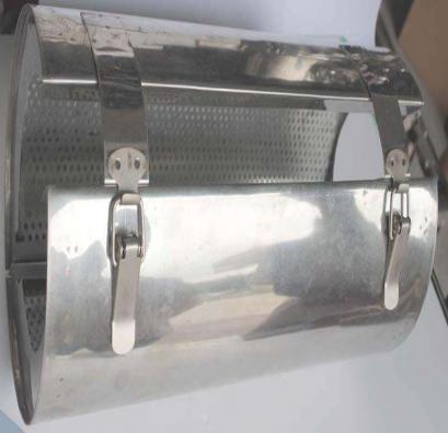 不锈钢保温罩