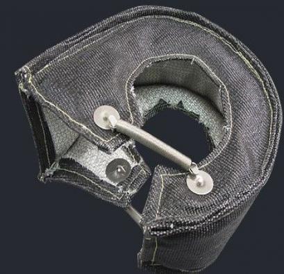 消声器保温罩